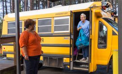 This is Burton Center