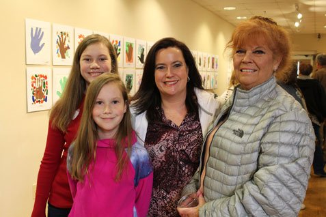 Family Photo Art Showcase