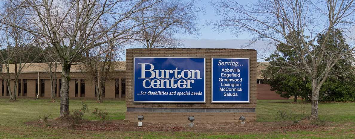 burton center