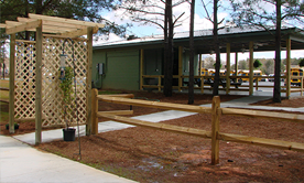 Burton Center Sensory Park