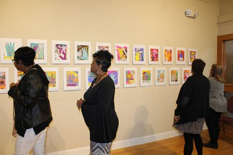 2018 Art Showcase - Admiring Art Show