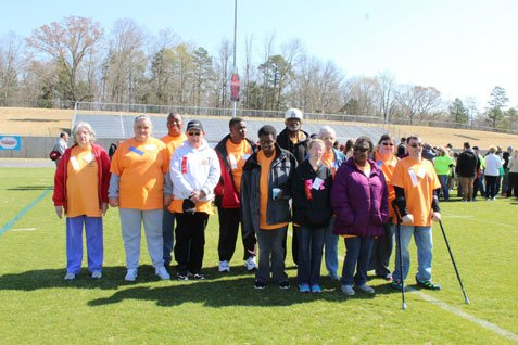 Special Olympics 2018 - Group Picture