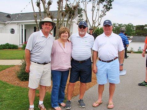 2017 Golf tournament - Group Photos