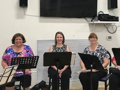Southern Winds Flute Ensemble - 3 Performers