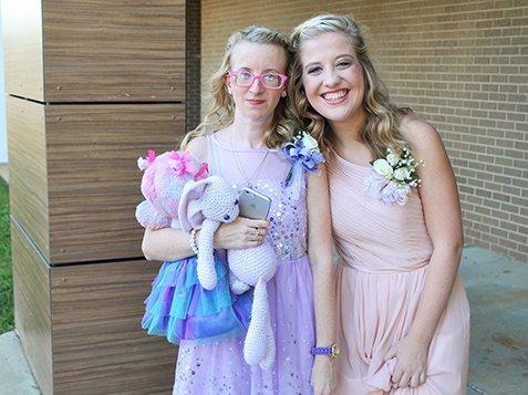 Burton Center Ball - Girls In Dresses