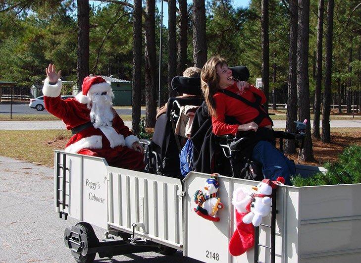 Burton Center Christmas Parade