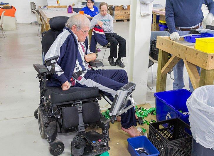 Special Needs Working