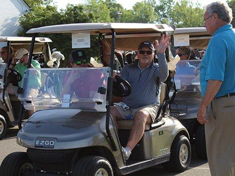 28th Annual Golf Classic 2018 - Wave