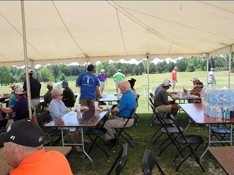 28th Annual Golf Classic - Hanging Out