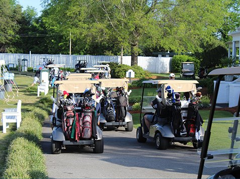 28th Annual Golf Classic - Golf Carts