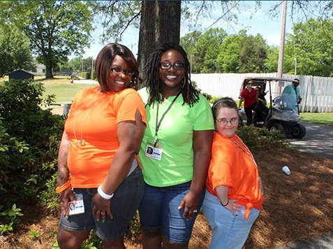 28th Annual Golf Classic - Girls Picture