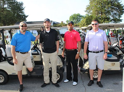 28th Annual Golf Classic - Guys Team Picture