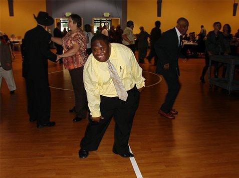 Burton Center Foundation Prom Night - Dancing